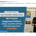 IGG Recognized for Most Valuable Collaboration at The 2018 Eye for Pharma Awards